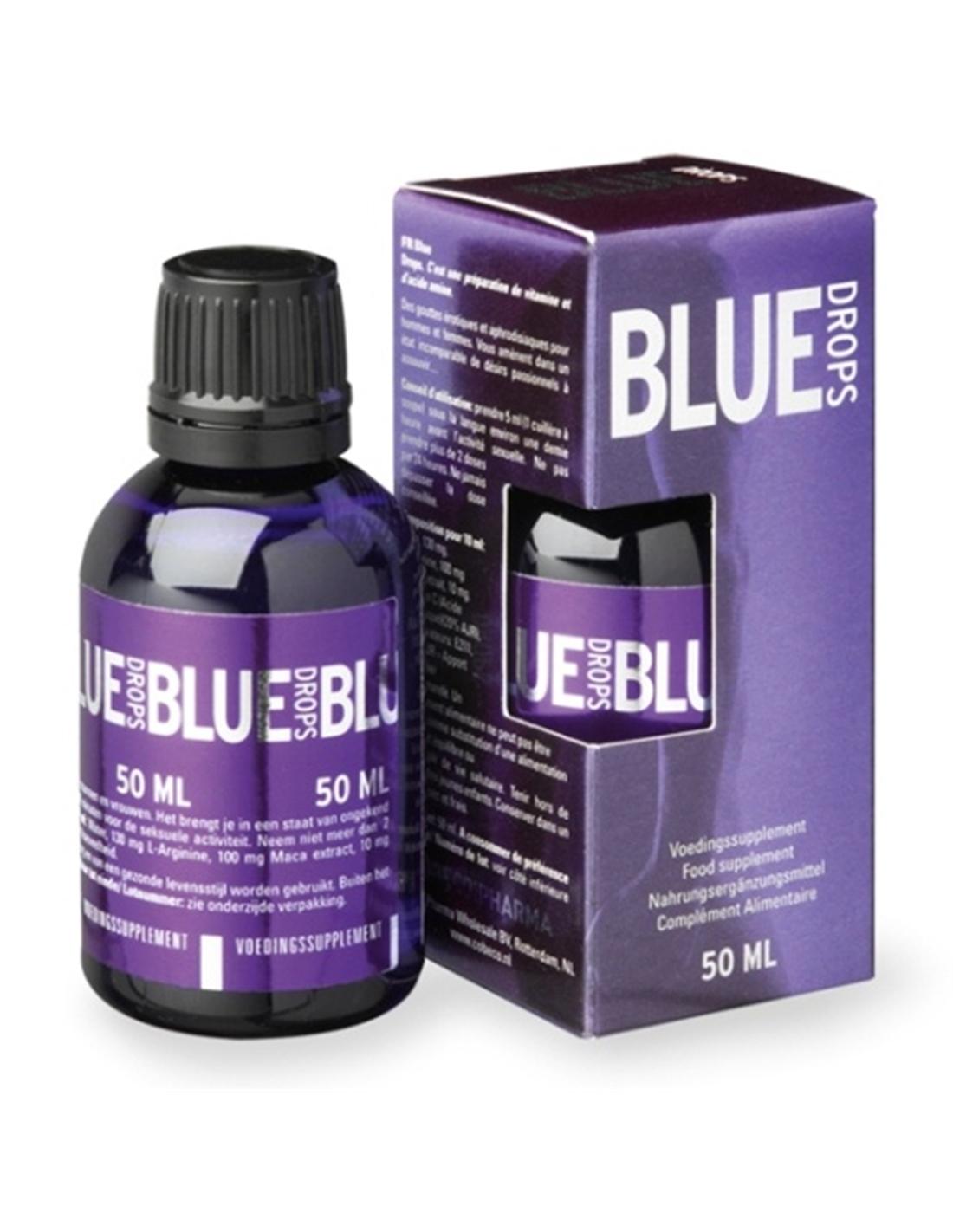 Gotas Blue Drops - 50ml - PR2010301820
