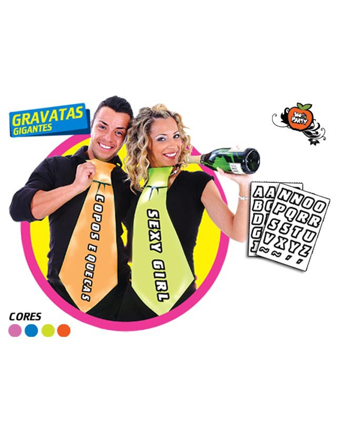 Gravata Gigante - DO29011689