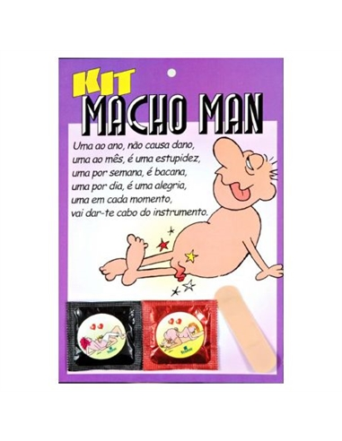 Kit Macho Man - DO29011516
