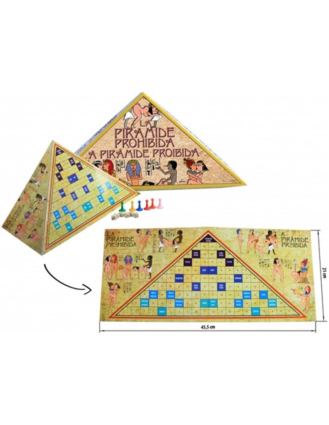 A Pirâmide Proibida - PR2010299347