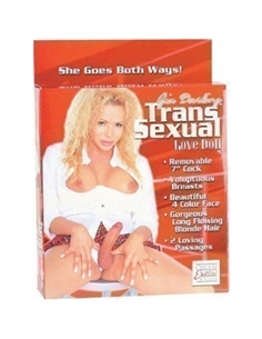 Gia Darling Boneca insuflável transexual - PR2010300039