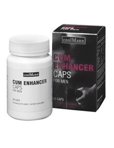 Volumizador De Esperma Coolmann Cum Enhancer 30 Cápsulas - PR2010301702