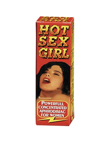 Gotas Hot Sex Girl - 20ml - DO29091512