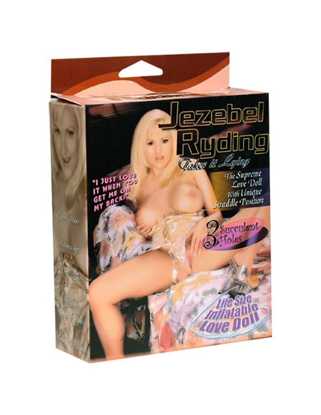 Boneca Insuflável Jezebel Ryding - PR2010318812