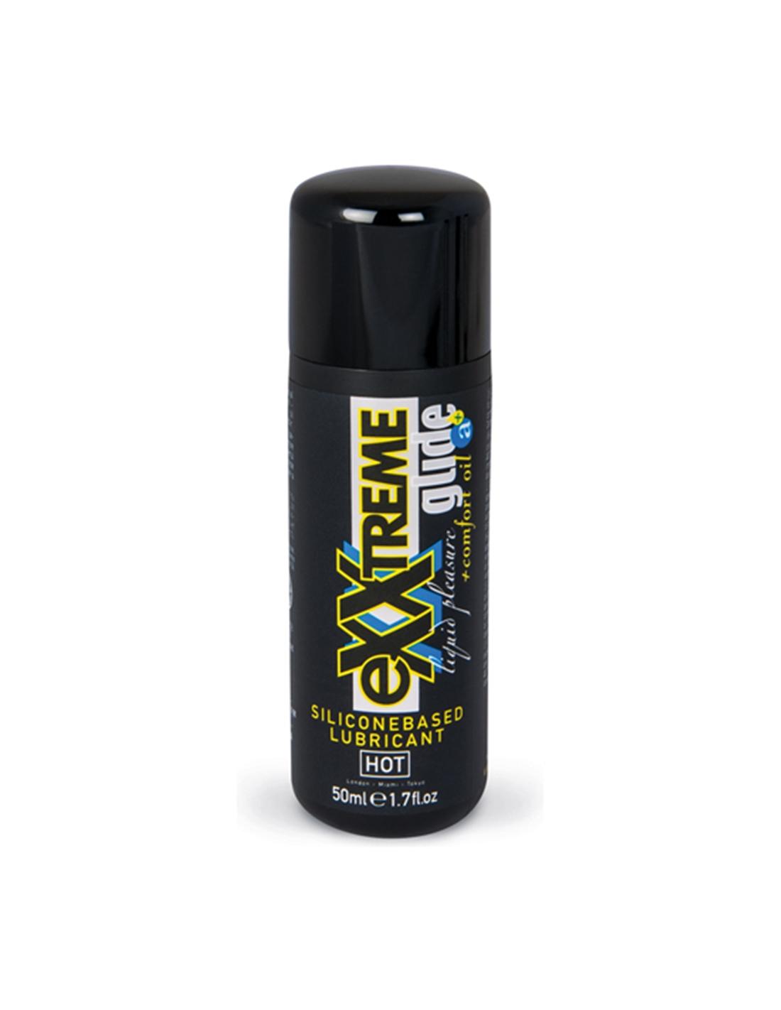 Lubrificante De Silicone Hot Exxtreme Glide - 50ml - PR2010314312