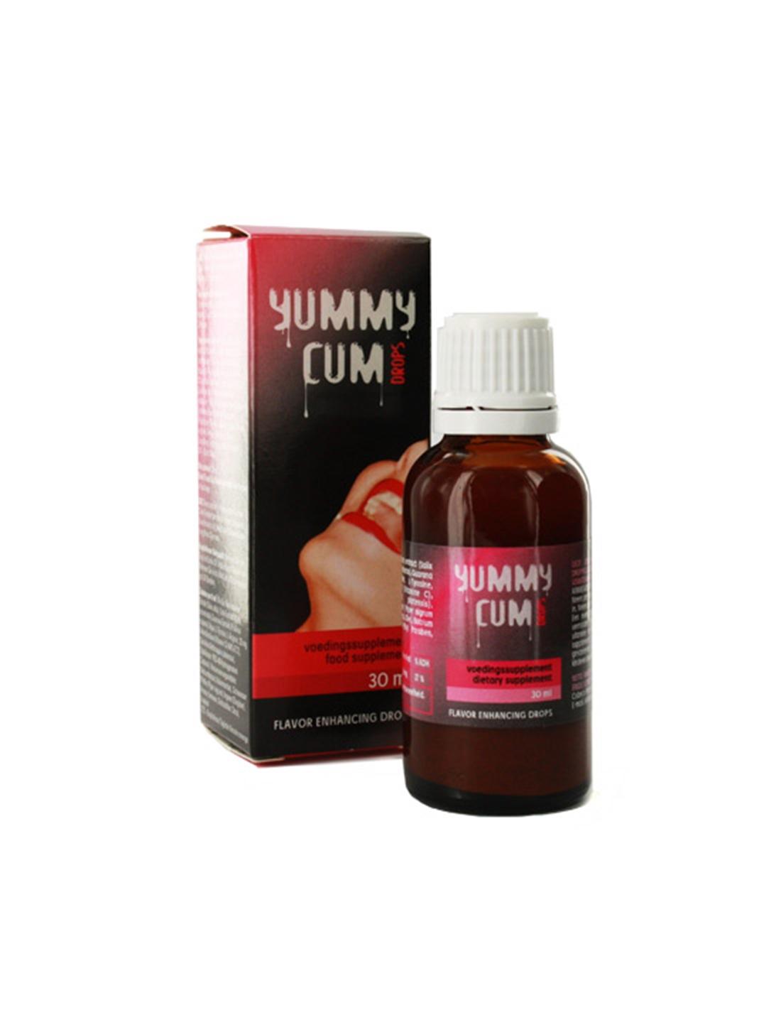 Gotas Yummy Cum - 30ml - PR2010316208