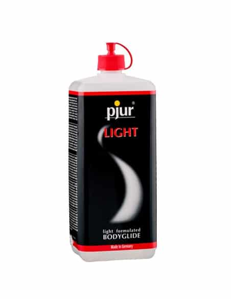 Lubrificante À Base De Silicone Pjur Light Bodyglide - 1000ml - PR2010302245