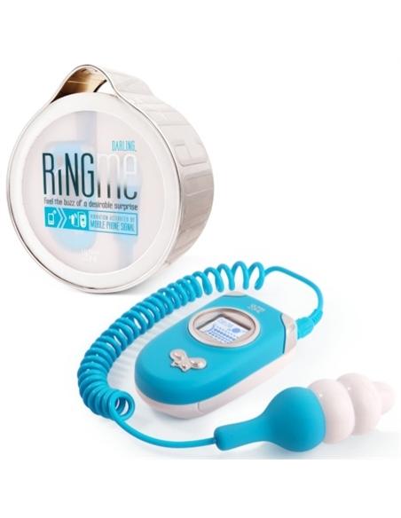 Bala Vibratória Ring Me Darling - PR2010320588