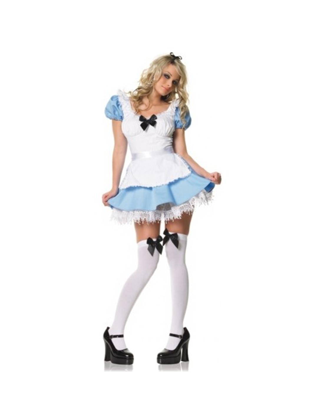 Fantasia De Alice No País Das Maravilhas Blue Alice - 36 S - PR2010304782