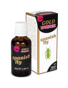 Gotas Gold Women Spanish Fly Ero Para Mulher - 30ml - PR2010312704