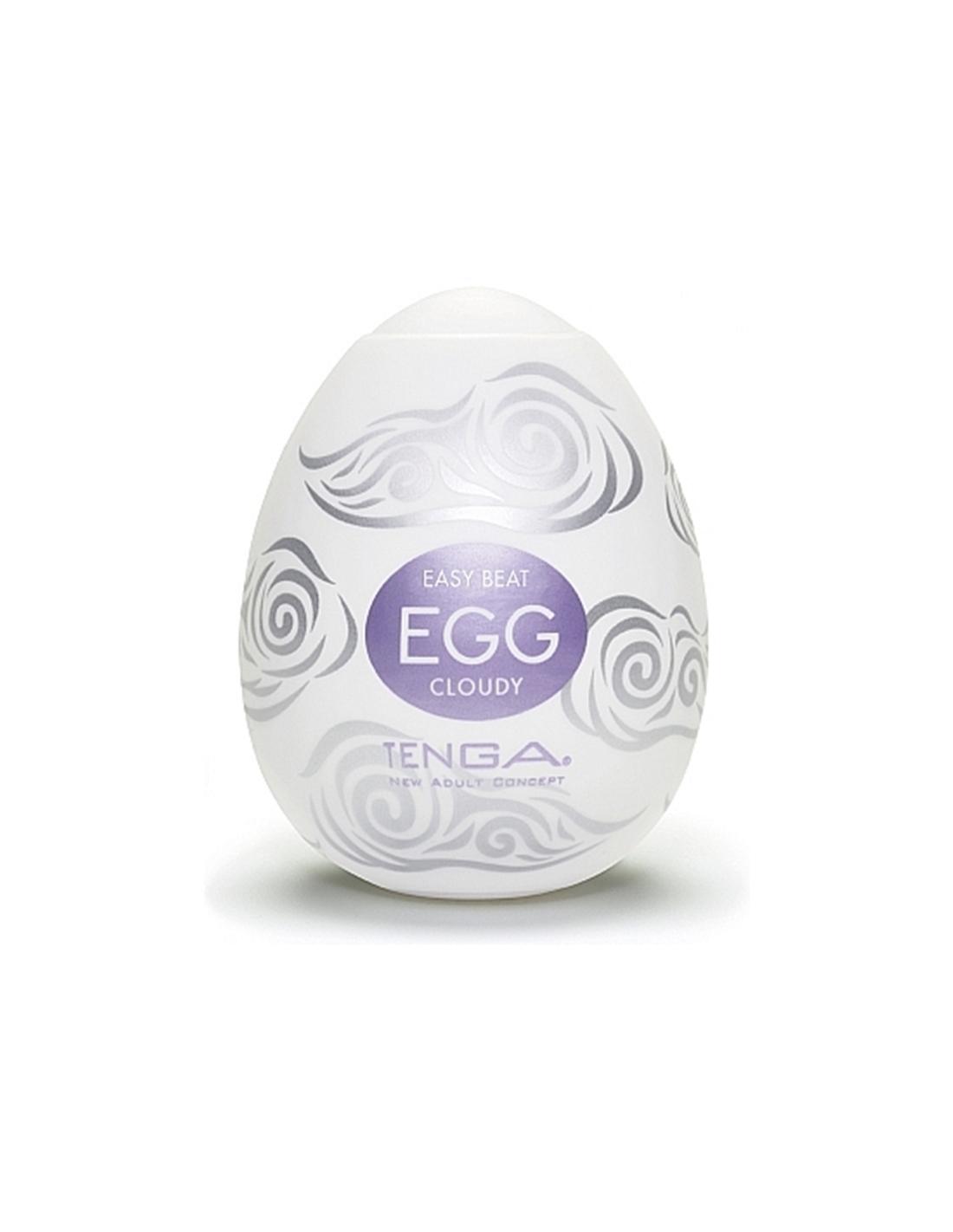 Masturbador Tenga Egg Cloudy - PR2010314739