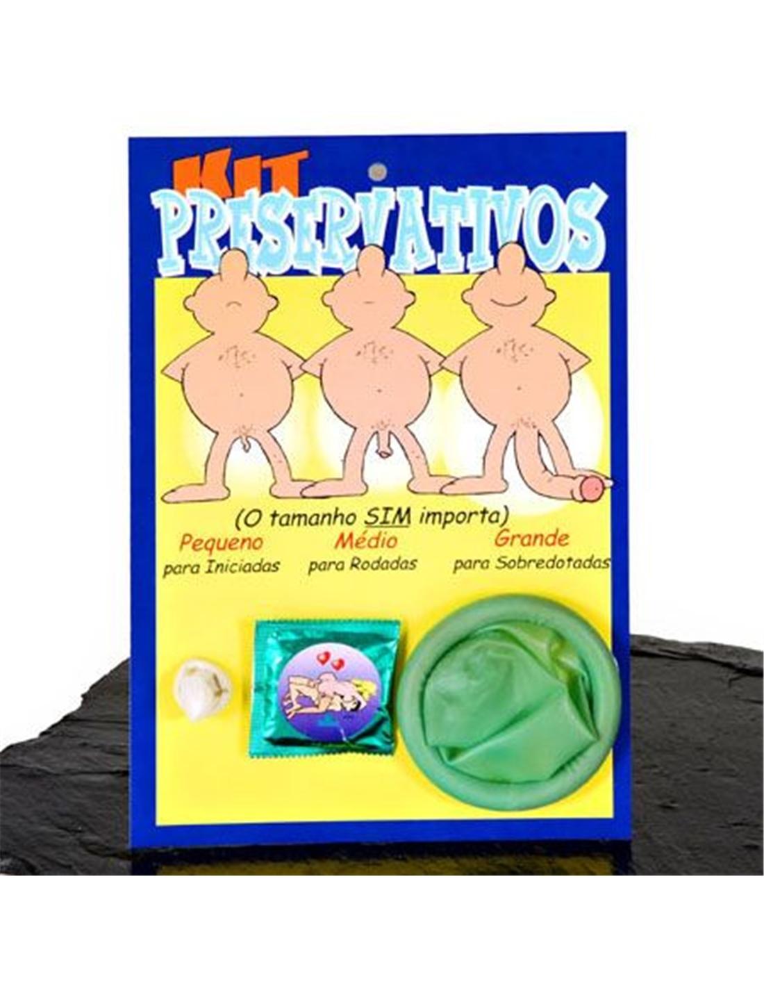 Kit Preservativos - DO29006002