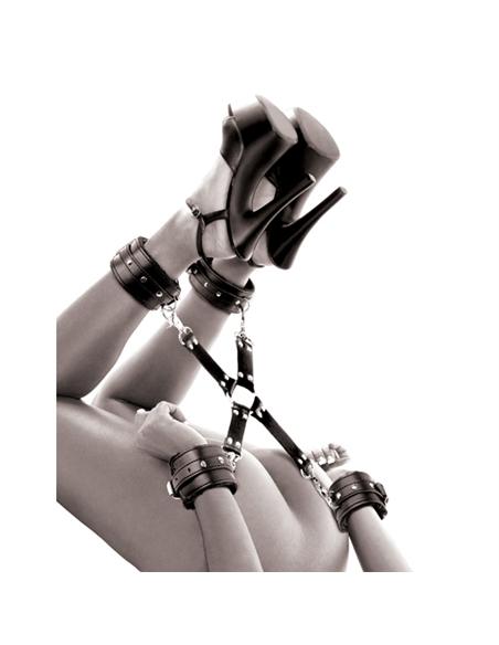 Fetish Fantasy Edição Limitada Algemas Cruzeta - PR2010324514