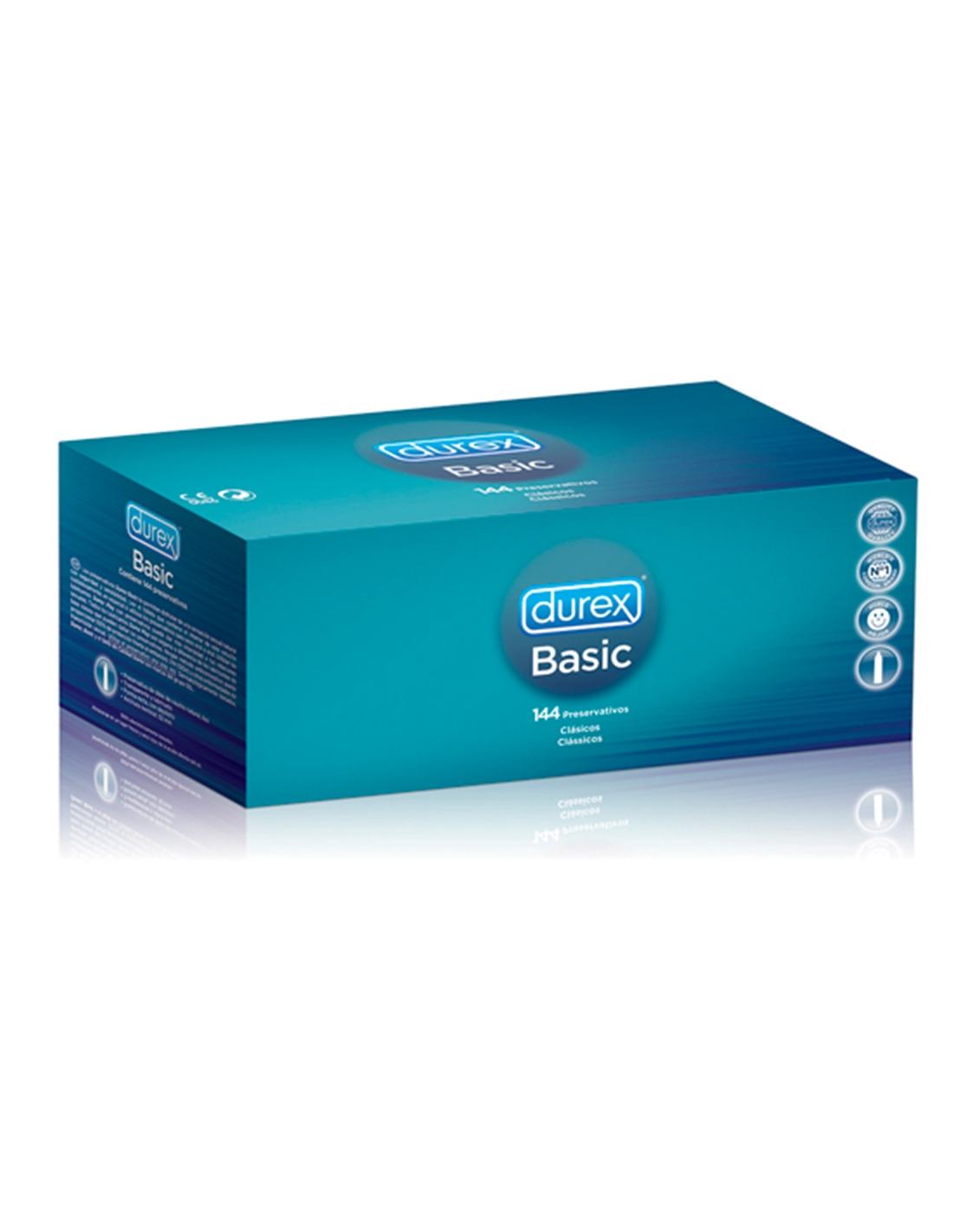 Durex Basic 144 Unidades - PR2010323843