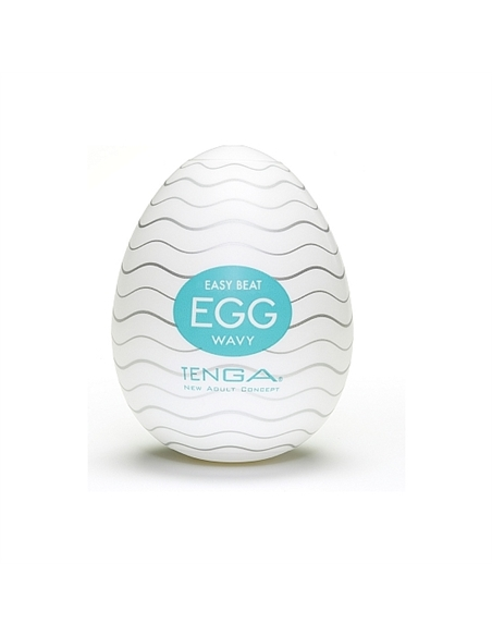 Masturbador Tenga Egg Wavy - PR2010299312