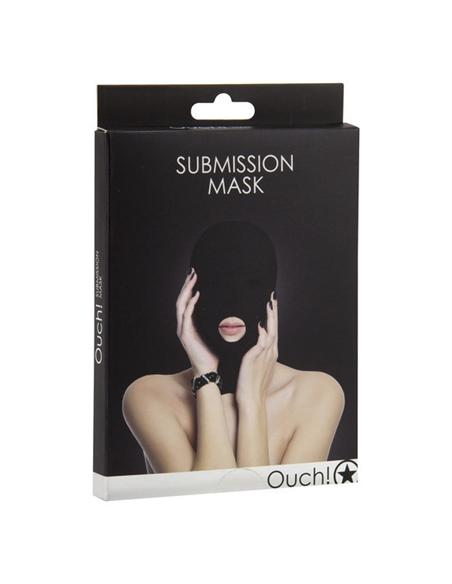 Máscara Submission Mask Preta - PR2010320101