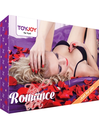 Kit Red Romance Gift Toyjoy - PR2010320674