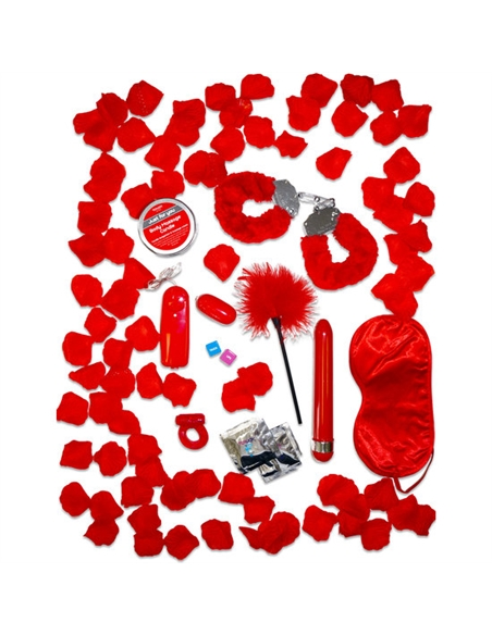 Kit Red Romance Gift Toyjoy - PR2010320674