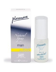 Perfume Com Feromonas Natural Spray Man Extra Forte - 10ml - PR2010301175