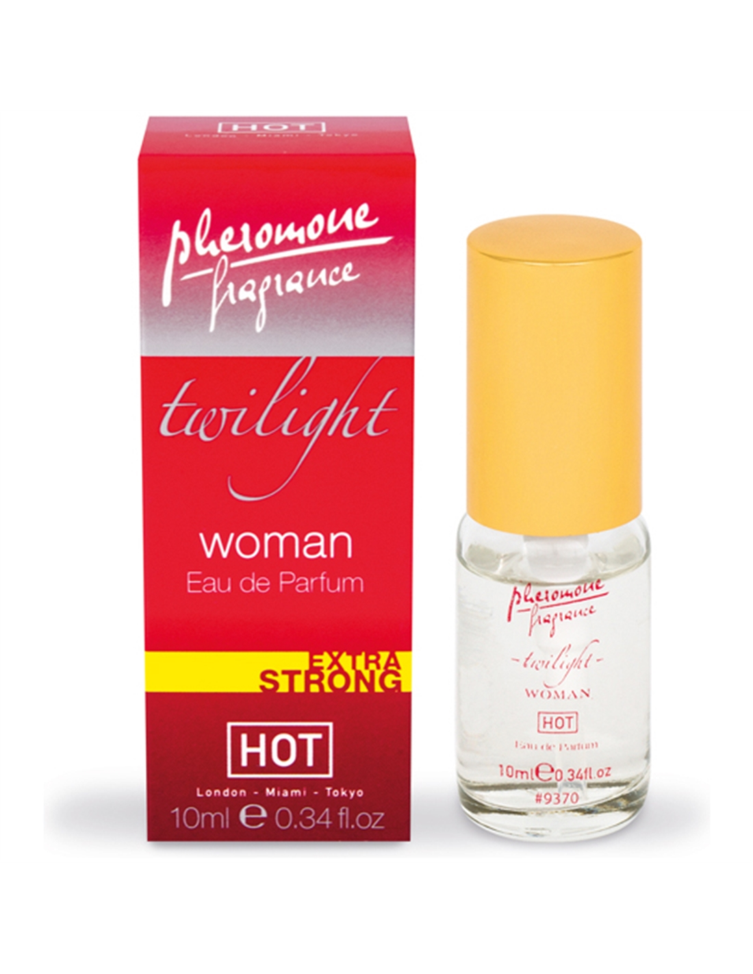 Perfume Com Feromonas Twilight Woman Extra Forte - 10ml - PR2010300096
