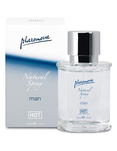 Spray Com Feromonas Natural Spray Man - 50ml - PR2010319011