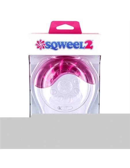 Sqweel 2 Simulador De Sexo Oral Branco - PR2010309686