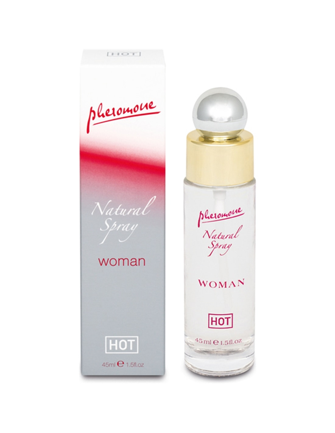 20586 - Perfume Com Feromonas Natural Spray Woman - 45ml-PR2010301291