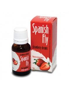 Gotas Spanish Fly Morango - 15ml - PR2010301817