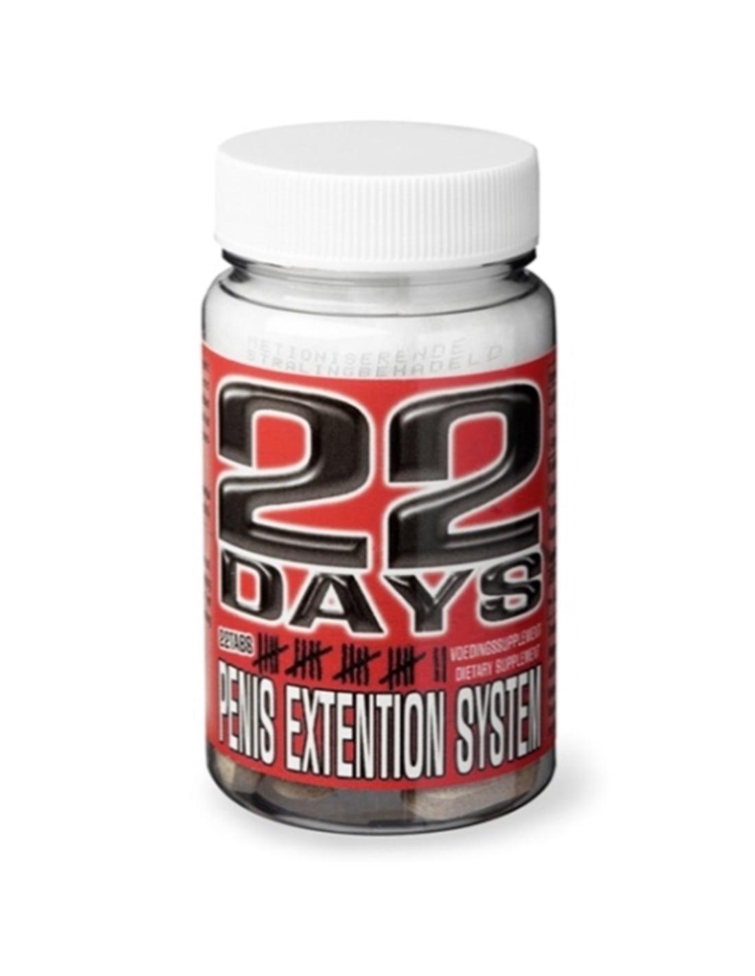 Comprimidos para Aumento do Pénis 22 Days Penis Extension System - PR2010319693