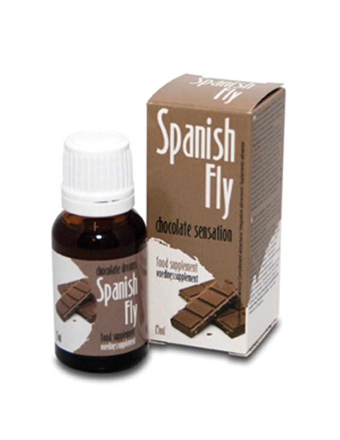 Gotas Spanish Fly Chocolate - 15ml - PR2010319700