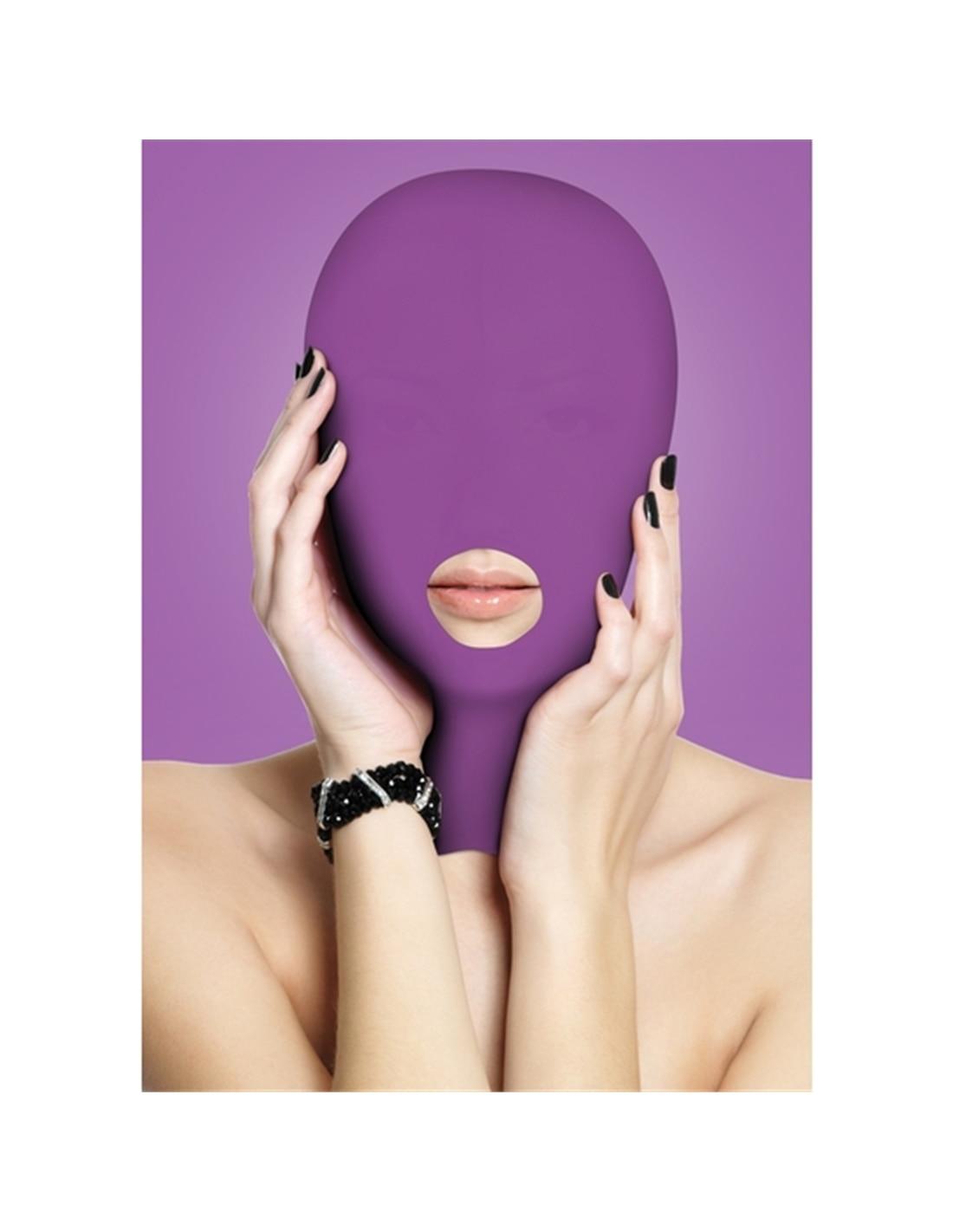 Máscara Submission Mask Roxa - Roxo - PR2010320100