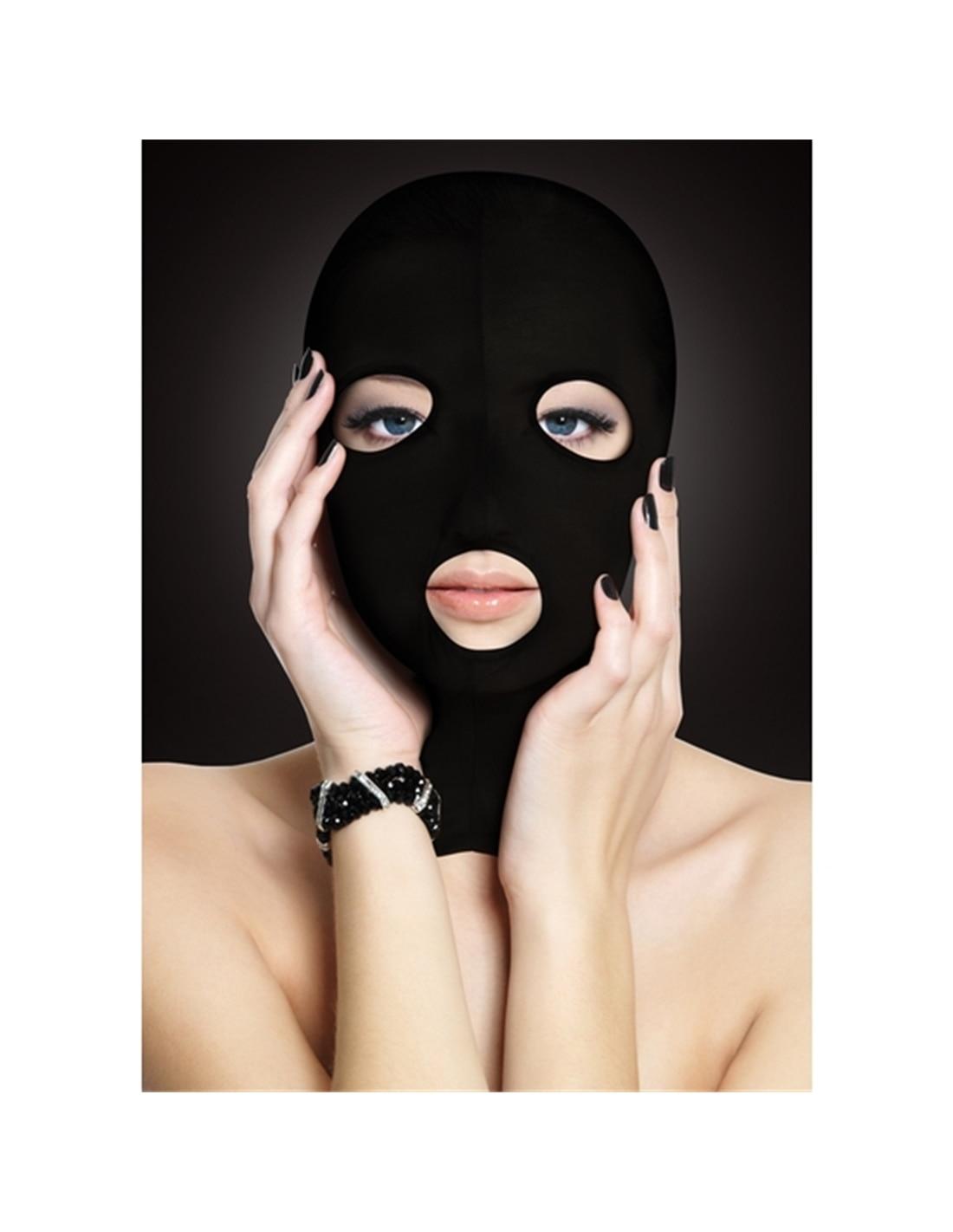 Máscara Subversion Mask Preta - Preto - PR2010320106