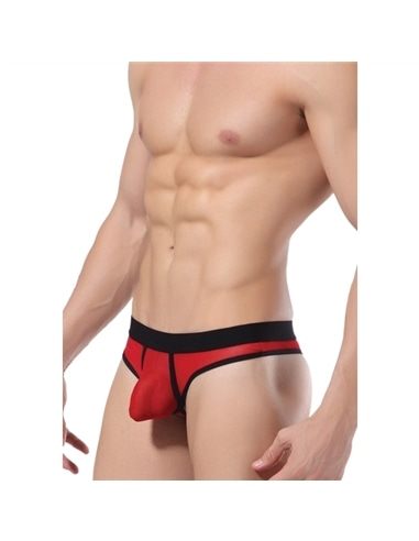 Tanga Goodfellas Vermelha - Vermelho - 36 S #3 - PR2010318054