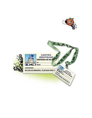 Cartão identificação solteiro - DO29006042