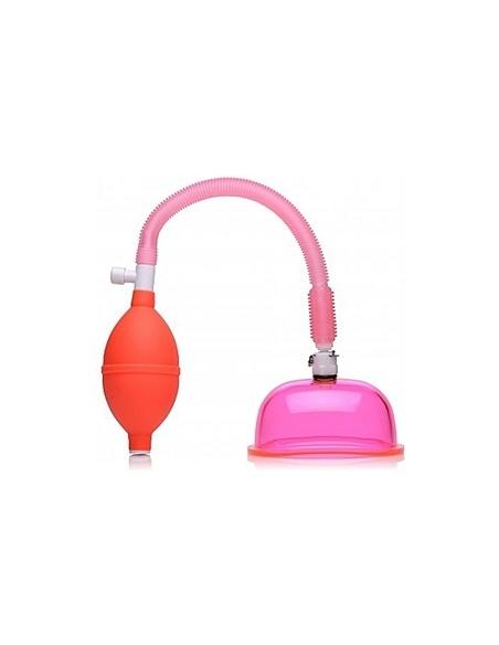Bomba de Succção Vaginal Pequena - Rosa - PR2010353710