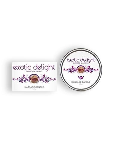 Vela de Massagem Exotic Delight 150Gr - PR2010320154